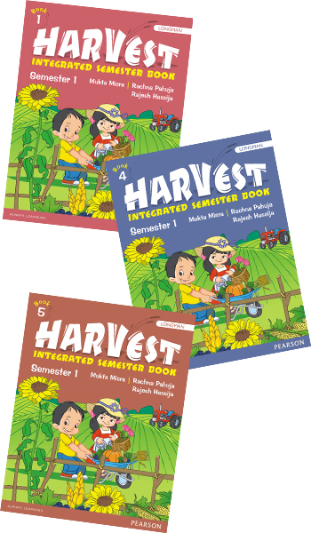Harvest Semester Book (1 to 5)