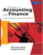 Studies in Accounting and Finance:   Contemporary Issues and Debates