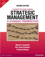 Strategic Management:  Concepts and Cases,  2/e