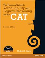 The Pearson Guide to Verbal Ability and Logical Reasoning for the CAT, 2e (with CD)