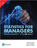 Statistics for Managers, Using Microsoft Excel,