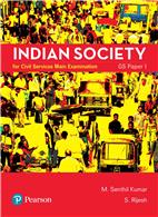 Indian Society:   For Civil Services Main Examination GS Paper I